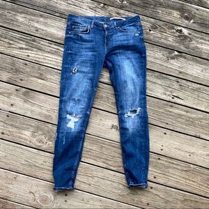 Zara slim fit skinny jeans